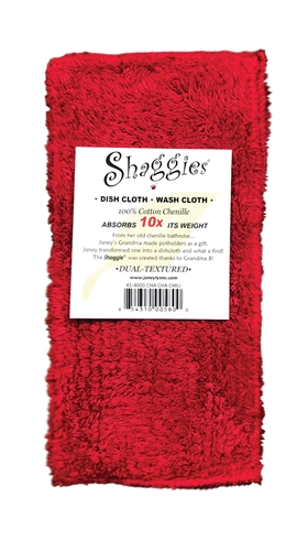 Shaggies by Janey Lynn's Designs.  The super soft multipurpose cloth that goes with EVERY decor.